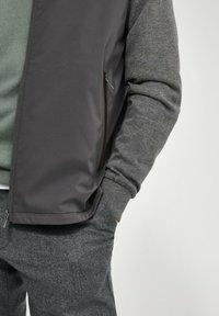 Massimo Dutti - Light jacket - grey - 4