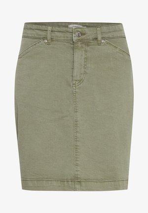 BYLIKKE SKIRT - Blyantnederdel / pencil skirts - oil green