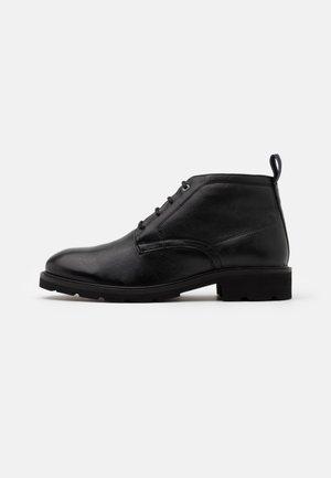 MODENA - Šněrovací kotníkové boty - black
