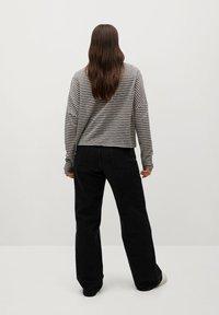 Violeta by Mango - GRESSY - Long sleeved top - grau - 2