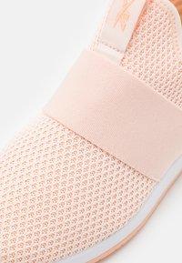 Reebok - EVER ROAD DMX SLIP ON 4 - Walking trainers - pink/orange/white - 5