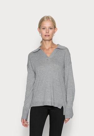 CORE - Svetr - medium grey