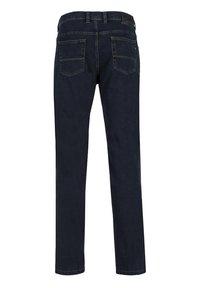 Brühl - MIT STRETCH-FUNKTION - Straight leg jeans - dark stone - 1