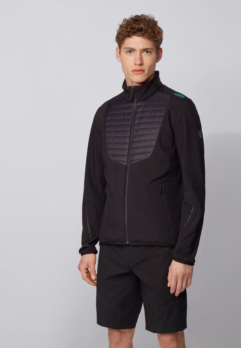 BOSS - J_SERA - Training jacket - black