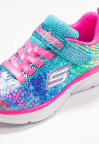 Skechers - WAVY LITES - Trainers - multicolor/hot pink - 2