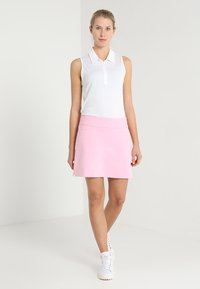 adidas Golf - ULTIMATE ADISTAR SKORT - Sports skirt - true pink - 1