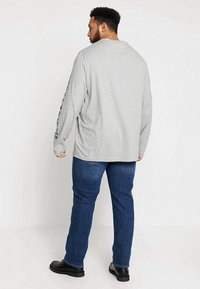 Jack & Jones - JJITIM JJORIGINAL - Straight leg jeans - blue denim - 2