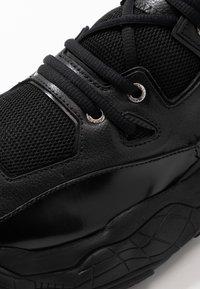 HUGO - ATOMIC RUNN BOMS - Baskets basses - black - 5