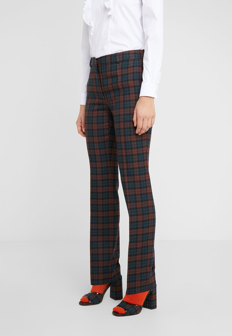 Mulberry - ASHLEY - Trousers - dark red