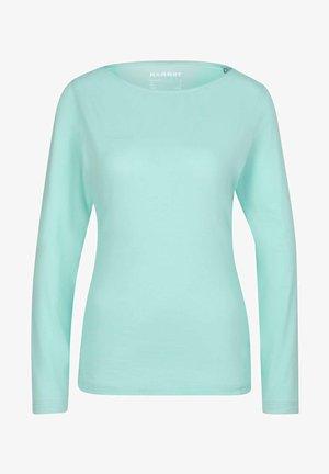 Long sleeved top - dark frosty