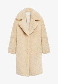 Mango - RIZOS - Classic coat - beige - 7