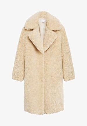 RIZOS - Płaszcz wełniany /Płaszcz klasyczny - beige
