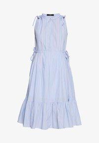 EXCLUSIVE SLEEVELESS BLOUSE DRESS - Day dress - miami