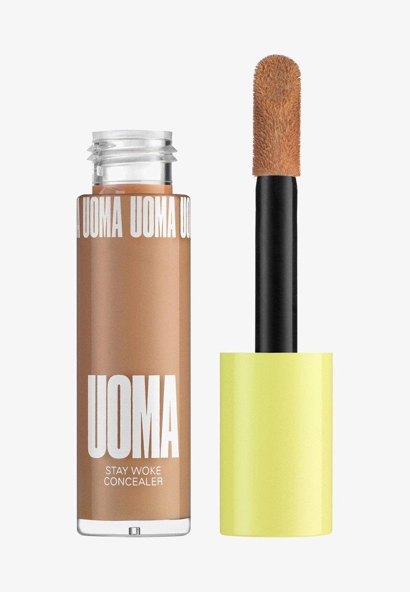 UOMA - STAY WOKE CONCEALER - Concealer - t1 bronze venus