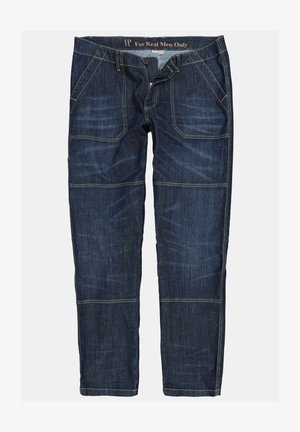 WORKER CASUAL  - Straight leg jeans - blue