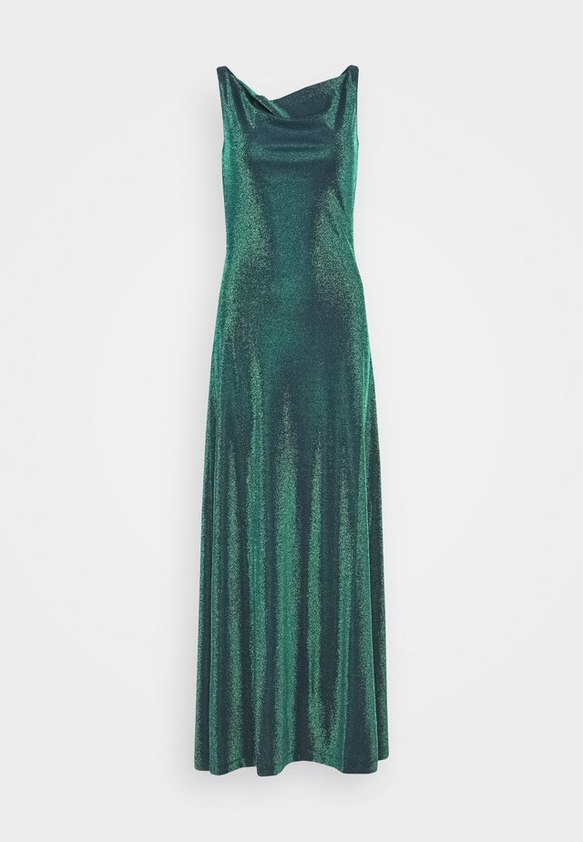 SLEEVELESS LONGDRESS - Abito da sera - green