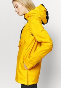 DC Shoes - ENVY ANORAK - Snowboard jacket - lemon chrome - 4