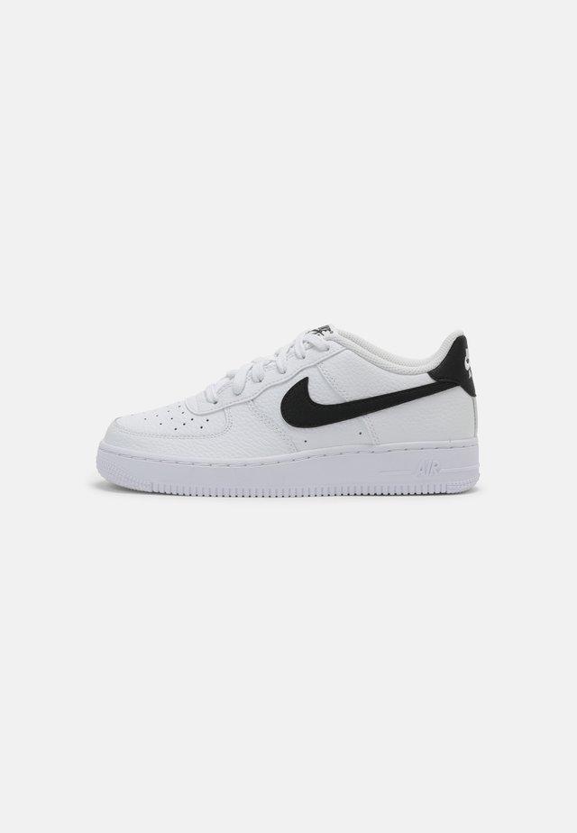 AIR FORCE 1 - Sneakersy niskie - white/black