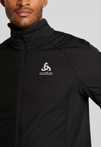 ODLO - JACKET MILLENNIUM THERMIC ELEMENT - Outdoor jacket - black - 6
