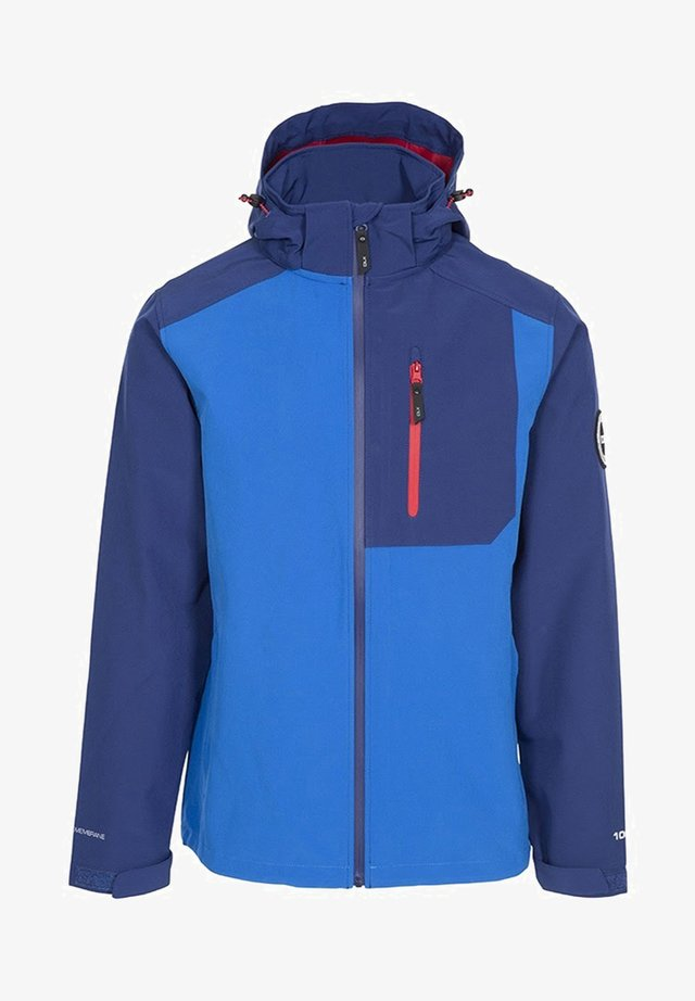 LUTZ - Summer jacket - blue