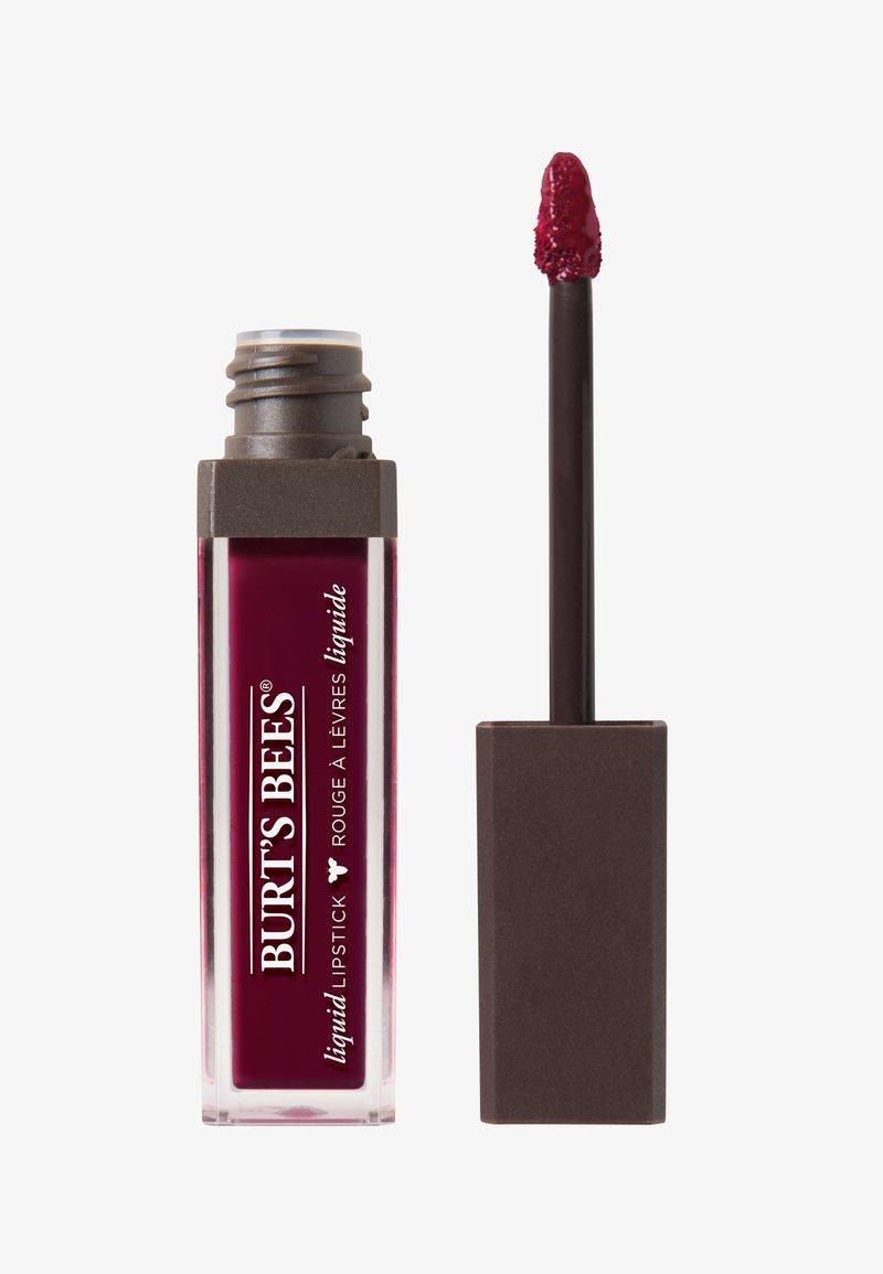 Burt's Bees - LIQUID LIP STICK - Liquid lipstick - wine waters