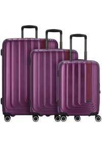 march luggage - SET - Luggage set - purple metallic - 1