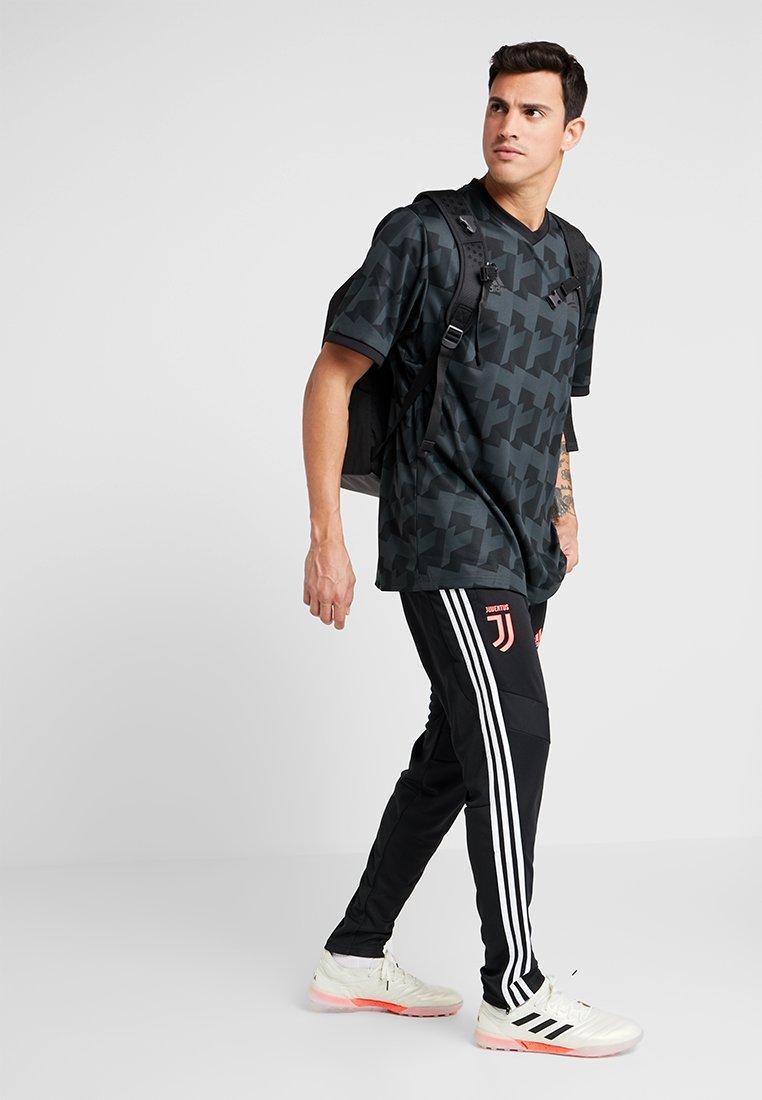 adidas Performance JUVENTUS TURIN TR PNT - Article de supporter - black/white