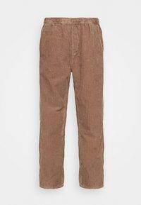 PANT - Spodnie materiałowe - taupe