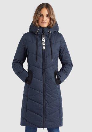 ARIBAY - Winter coat - dunkelblau