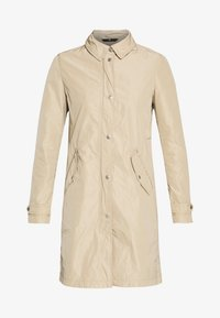 Marc O'Polo - COAT TURN DOWN COLLAR DETACHABLE HOOD PRESSBUTTONS FRONT - Parka - swedish pine - 3