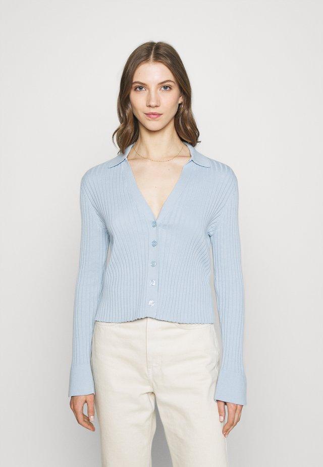 Kardigan - light blue