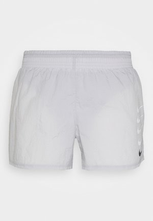 RUN SHORT - Pantalón corto de deporte - grey fog/black