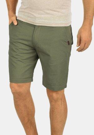 CHINOSHORTS THEMENT - Shorts - dusty olive