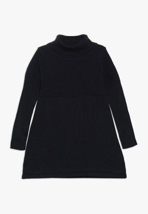 KIDS ROLLNECK DRESS - Jumper dress - dark blue