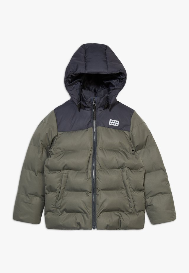LWJOSHUA 709 - Winter jacket - dark green