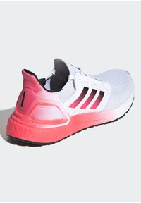 adidas Performance - ULTRABOOST 20 SHOES - Scarpe da corsa stabili - white - 4