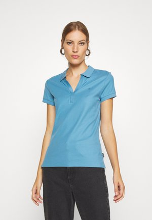 ESSENTIAL - Polo shirt - light blue