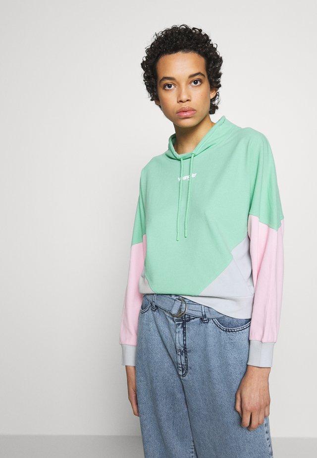 90S  - Sweater - neptune green
