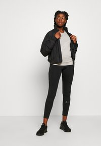 adidas by Stella McCartney - BOMBER - Overgangsjakker - black - 1