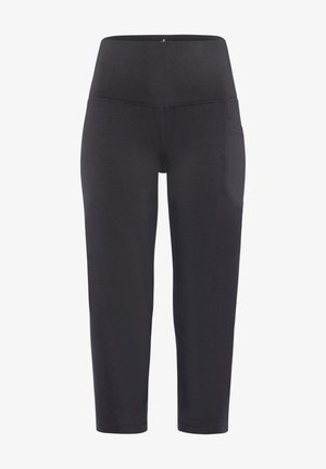 3/4 sports trousers - anthrazit