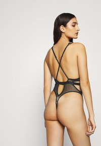 Ann Summers - THE OBSESSION SEWN SHUT BLACK - Body - black - 2
