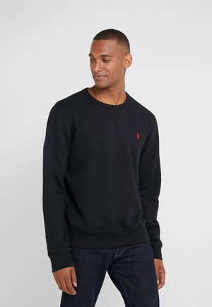 LONG SLEEVE - Sudadera - polo black