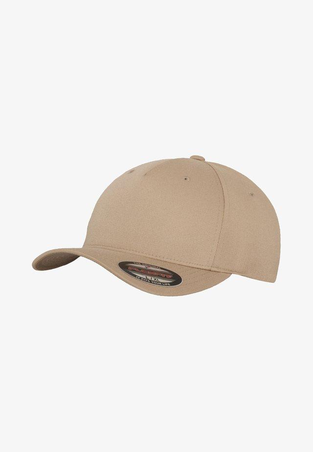 5 PANEL - Cap - khaki
