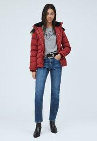 Pepe Jeans - ALMAH - Down jacket - johannisbeere - 1