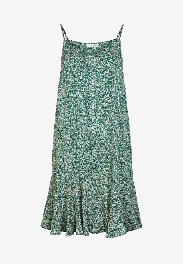 Sukienka letnia - verdant green