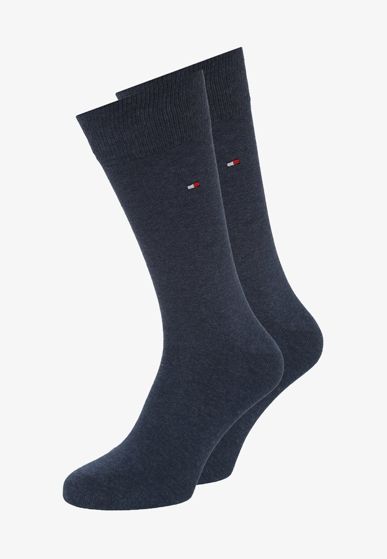 Tommy Hilfiger - MEN SOCK CLASSIC 2 PACK - Calcetines - jeans