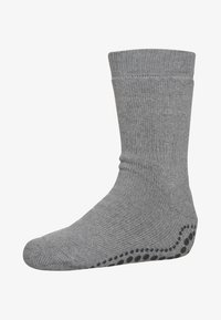 FALKE - CATSPADS - Socks - light grey - 0