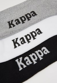 Kappa - 6 PACK - Chaussettes - high rise melange - 2