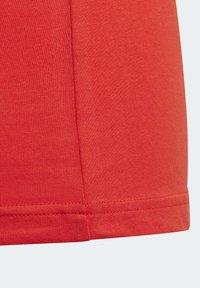 adidas Performance - ADIDAS ESSENTIALS T-SHIRT - Print T-shirt - red - 3