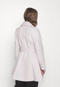 Forever New - JENNA COLLAR COAT - Classic coat - mink - 3
